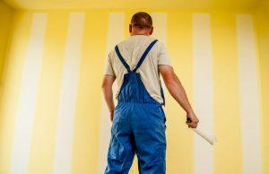 A home kitchen renovation taking place in Corowa