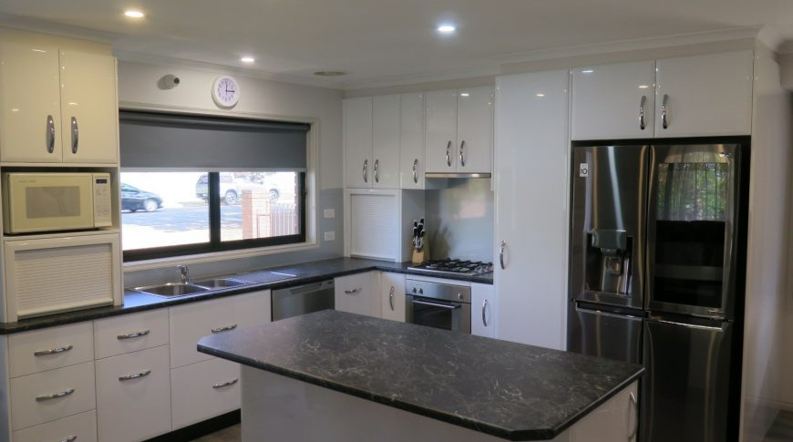 Kitchen renovation Corowa