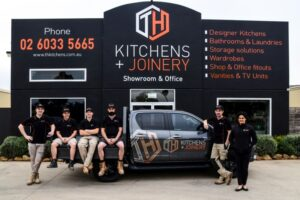 TH Kitchens team